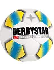 Derbystar Talento APS Light Ballon de football Blanc/Jaune/Bleu