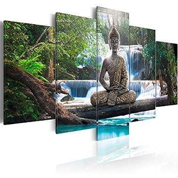 murando c-A-0021-b-n c-A-0021-b-o c-A-0021-b-p Buda paisaje Naturaleza cascada arbol je rosado naranja 3