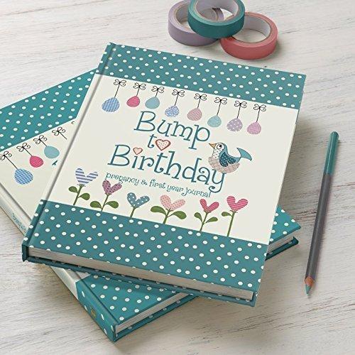 Bump to Birthday - Mummy & Mummy, Pregnancy & First Year Baby Journal