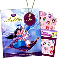 Disney Classic Coloring Book Super Set -- 4 Disney Coloring Books with Stickers (Pinocchio, Aladdin, Lion King, Alice in Wonderland)