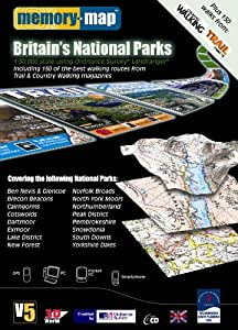 Memory Map: Britains National Parks (PC)