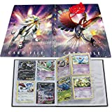 Pokemon Trading Card Album, Collection Handbook, Pokemon Cards Album Book Best Protection