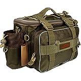 Goture Gerätetasche Multi Function Angeltasche Wasserdicht Angeln Camping Reiseausrüstung