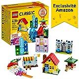 LEGO Classic - Boîte de constructions urbaines - 10703 - Jeu de Construction
