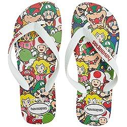 Havaianas Mario Bros...