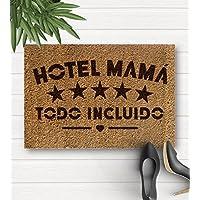 """Felpudo - Missborderlike - Hotel Mamá """"5 estrellas"""" Todo incluido"""