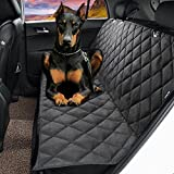 EVELTEK Dog Car Seat Cover:  Waterproof & Abrasion Resistance
