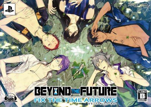 Preisvergleich Produktbild Beyond the Future Fix: The Time Arrow [Limited Edition][Japanische Importspiele]