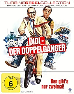 Didi - Der Doppelgänger (Limited Turbine Steel Edition) [Blu-ray] [Limited Edition]
