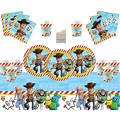 Kit anniversaire Toy Story 4