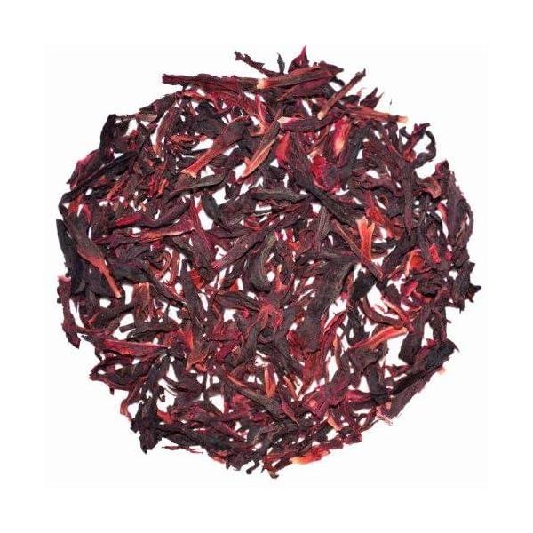 The-Indian-Chai-Organic-Hibiscus-Flower-Tea-50gHerbal-TisaneReduces-Blood-Sugar