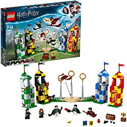 Lego Harry Potter - Partita di Quidditch, 75956