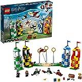 LEGO Harry Potter - Le match de Quidditch - 75956 - Jeu de Construction