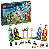 LEGO Harry Potter ? Quidditch Turnier (75956) Bauset (500 Teile) - LEGO