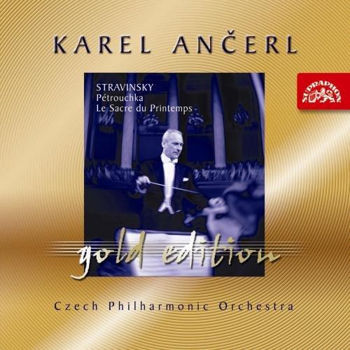Karel Ancerl, Chef D'Orchestre - Ancerl Gold Edition Volume 5