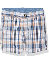 Mothercare Mb Lab Check Chino, Short Bébé Garçon