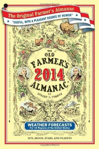 The Old Farmer's Almanac 2014 by Almanac, Old Farmer's (2013) Paperback