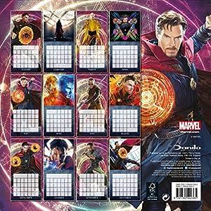 Doctor Strange Official 2017 Square Calendar (Calendar 2017)