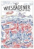 Lieferlokal.de The Wiesbadener - Städteposter, Wiesbaden