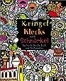 Kringel, Klecks und Schnörkel - Das bunte Doodle-Buch zum Weitermalen