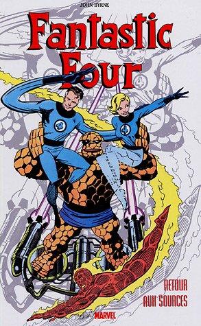 Fantastic Four, Tome 1 : Retour aux sources