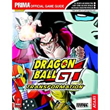 Dragon Ball GT: Transformation (Prima Official Game Guides)
