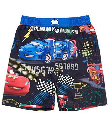 Disney Cars Boys Swim short - black