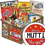 BESTE MUTTI DER WELT - Geschenkset für MUTTI - DDR