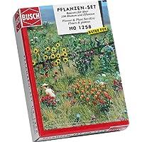 Flower and plant set 100 pcs