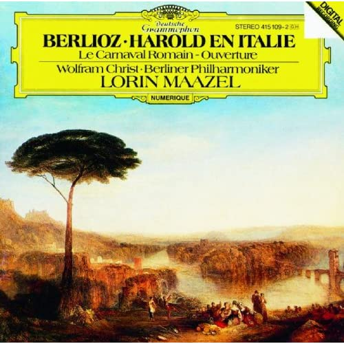 Berlioz: Harold In Italy; Le Carnaval Romain - Overture