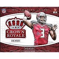 2015Panini Crown Royale Football Hobby Box NFL