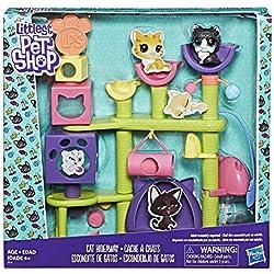 Littlest Pet Shop - L'arbre à Chat - Figurine Petshop