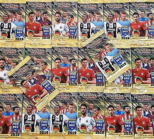 Panini Adrenalyn XL FIFA 365 2019 - 20 Booster Trading Card