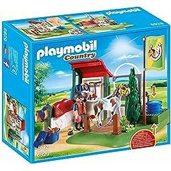 Playmobil Horse Grooming Station Set de Limpieza para Caballos 6929