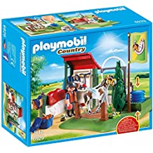 Playmobil 6929 - Area Di Cura Dei Cavalli