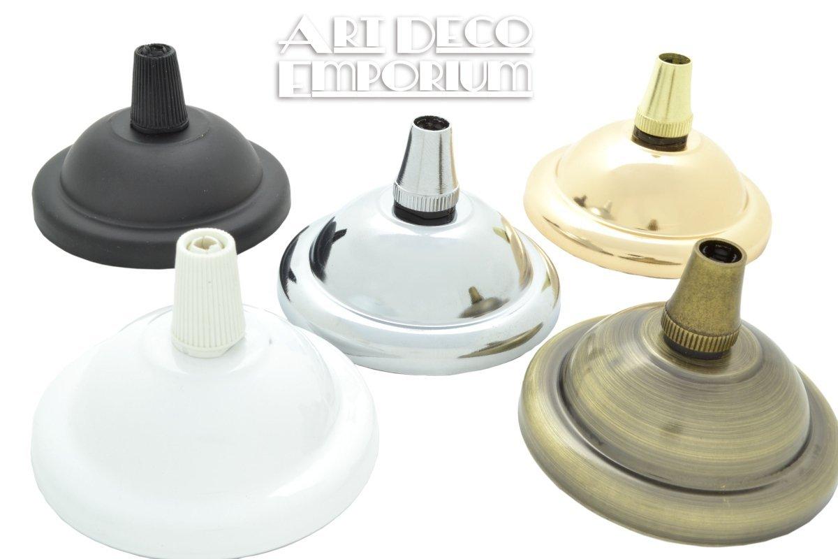 Art deco emporium   kit completo con calotta coprifili per ...