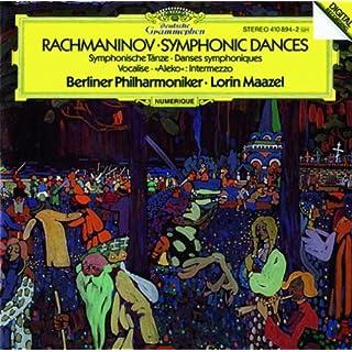 Rachmaninov: Symphonic Dances / Vocalise / Aleko / Intermezzo