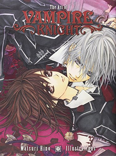 Vampire Knight Artbook by Matsuri Hino (29-Sep-2011) Hardcover