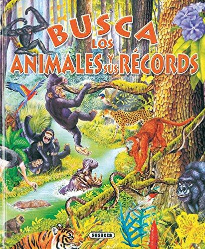 Busca Los Animales Y Sus Recor por Equipo Susaeta