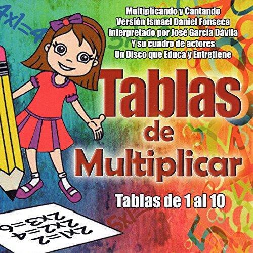 Tablas de Multiplicar 6, 7, 8, 9, 10
