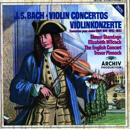 J.S. Bach: Violin Concerto No....
