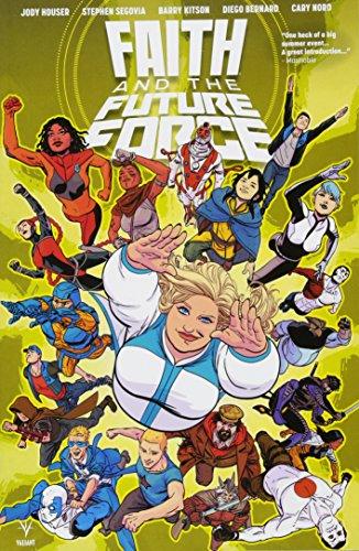 Faith and the Future Force por Jody Houser