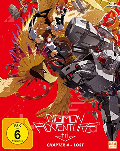 Digimon Adventure tri. Chapter 4 - Lost [Blu-ray] (Blu-ray)
