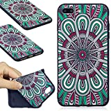 DENDICO Coque iPhone X/iPhone XS, Ultra Mince Silicone Coque pour Apple iPhone...