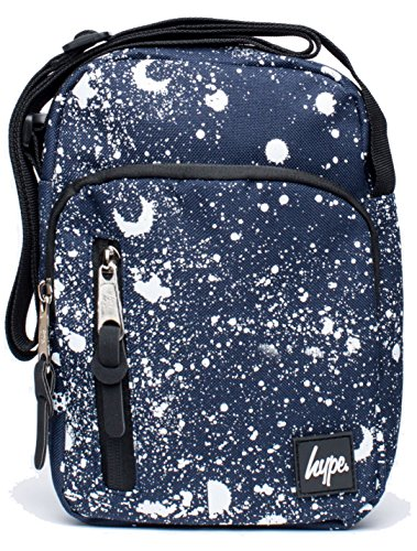 hype-roadman-road-shoulder-man-bag-navy-with-white-speckle-design-ideal-small-items-messenger-bags-f