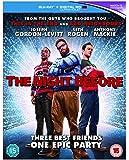The Night Before [Blu-ray] [2015] [Region Free]