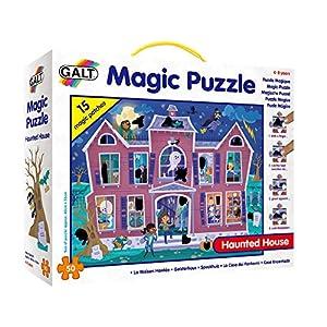 Galt America- Toys Puzle Mágico - Casa Encantada 1003853