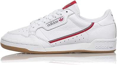 Adidas Continental 80 FV0356 White Grey Three Scarlet