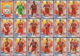 Match Attax Champions League 2017/18 Liverpool Full 18 Card Set 17/18