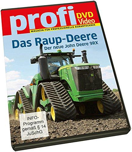 Das Raup-Deere - der neue John Deere 9RX: Vom Mittleren Westen der USA in die Magdeburger Börde